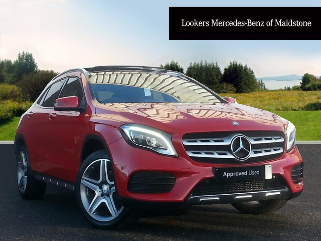Mercedes-Benz GLA Class GLA 220 D 4MATIC AMG LINE PREMIUM ...
