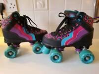 Rio Roller- Child's Roller Skates UK13