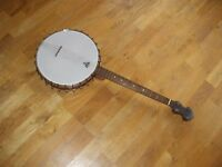 Vega Open Back Tenor Banjo
