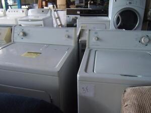 ensemble (3F) laveuse/sécheuse Roper