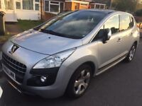 Peugeot 3008 1.6 EXCLUSIVE HDI 5d AUTO