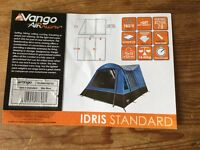 Nearly new Vango Airway Idris freestanding Awning - bargain!!