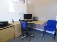 Flexible desk space in lovely setting in Willsbridge - broadband, electricity etc included.