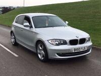 2010 60reg BMW 1 SERIES 2.0 118d SE 5dr FACE LIFT START & STOP***HIGH MILES 12 month mot 120d a3