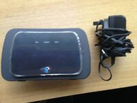 bt modem number 3 good working order just upgraded