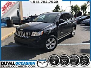 2012 Jeep Compass NORTH + CLIMATISATION + SIÈGES CHAUFFANT