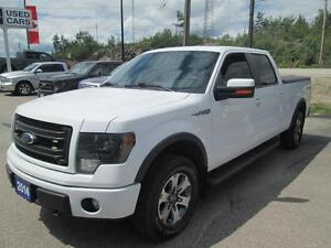 "2014 Ford F-150 4WD SuperCrew 157"" F"