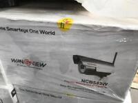 Ip cameras new boxed £87 eBay Bargain