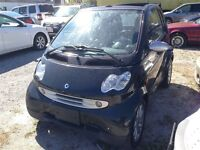 2006 smart fortwo cabriolet -
