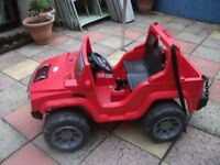 child car battery operated