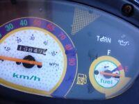 Sym dd50 49cc