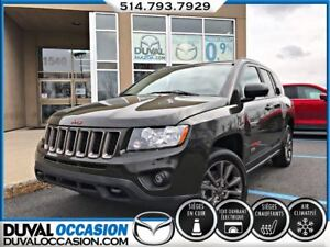 2017 Jeep Compass LIMITED 1941 + 4X4 + CUIR + TOIT OUVRANT