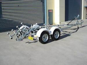 20FT model boat trailer REGISTERED-suits boats in the 6.1m range Mortdale Hurstville Area Preview