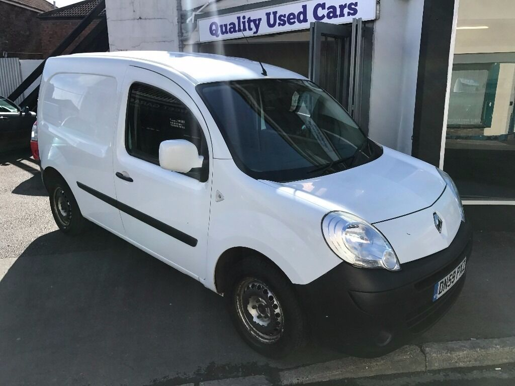 2010 59 renault kangoo 1 5 dci 70 extra long mot broad street motor co in fishponds bristol. Black Bedroom Furniture Sets. Home Design Ideas