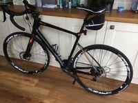 Giant Defy Advanced Ultegra 2017 full carbon road bike