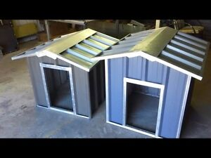 Large dog kennels Bargo Wollondilly Area Preview