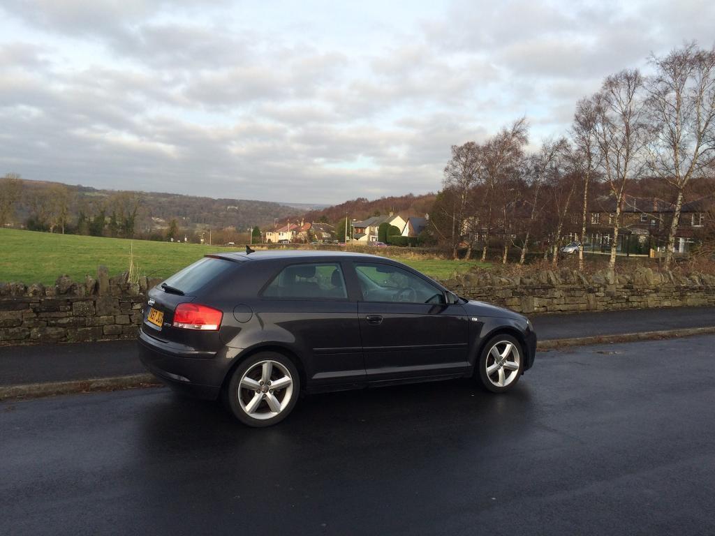 Audi A3 1.9 TDI Sport, 12 Month MOT, Lady Owner