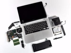 Macbook broken keyboard repair for macbook Pro, Air and Retina