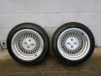 set of 15inch klutch wheels