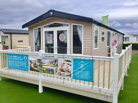 Luxury Static Caravan for sale at Berwick Holiday Park, Haggerston, elm bank, east ord