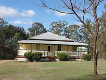 QUEENSLAND COLONIAL HOUSE ON 6 ACRES South Burnett Area Preview