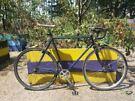 Dawes Galaxy, 60 cm (large)  Reynolds 531 single speed ready to ride