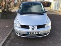 2007 Renault Espace 2.0 16v Authentique 5dr Manual @07445775115 6 Months Warranty Included