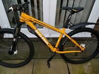 Kona nuna limited edition mountain bike