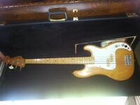 base fender precision