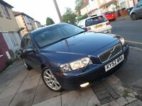 2002 Volvo S80 2.4 T Automatic Leathers LPG Converted