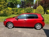 VW GOLF GT TDI 140, 5 door Manual. Very Good Condition. FSH, Owned from new.