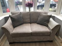 Two Dove Grey Sofas for Sale - £800 for both