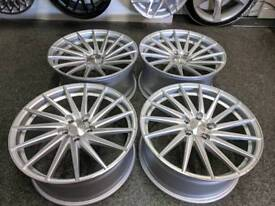 "19"" Brand New Bola ZFR Alloy Wheels & Tyres 5X112"