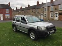 2003 Land Rover freelander td4 112k full leather £995