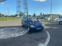 Vauxhall zafira 2.2 petrol 7 seater with 12 months mot
