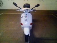 VESPA PIAGGIO ET2 50cc 2001 £580