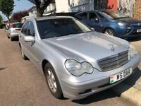 Mercedes C 180 Kompressor 74,000 miles