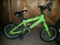 Kids ridgeback mx14 bike