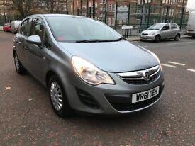 Vauxhall corsa S 2012 FULL SERVICES