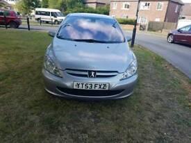 Peugeot 307 *Spares or Repairs*