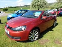 VW Golf SE TDI BLUEMOTION TECHNOLOGY (red) 2012