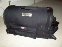 Forge Steel 19 inch Open Tote With Cover Plus Tool Kit