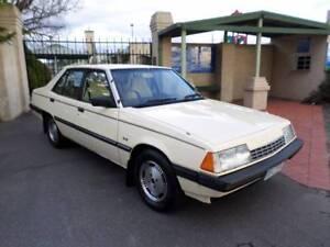 1984 Mitsubishi Sigma Sedan