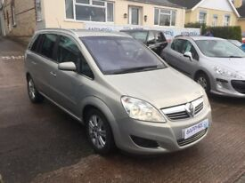 Vauhall Zafira Reduced !!! sale!!!