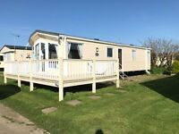 STATIC CARAVAN FOR SALE INCLUDING DECKING IN GREAT YARMOUTH NORFOLK, NOT HAVEN