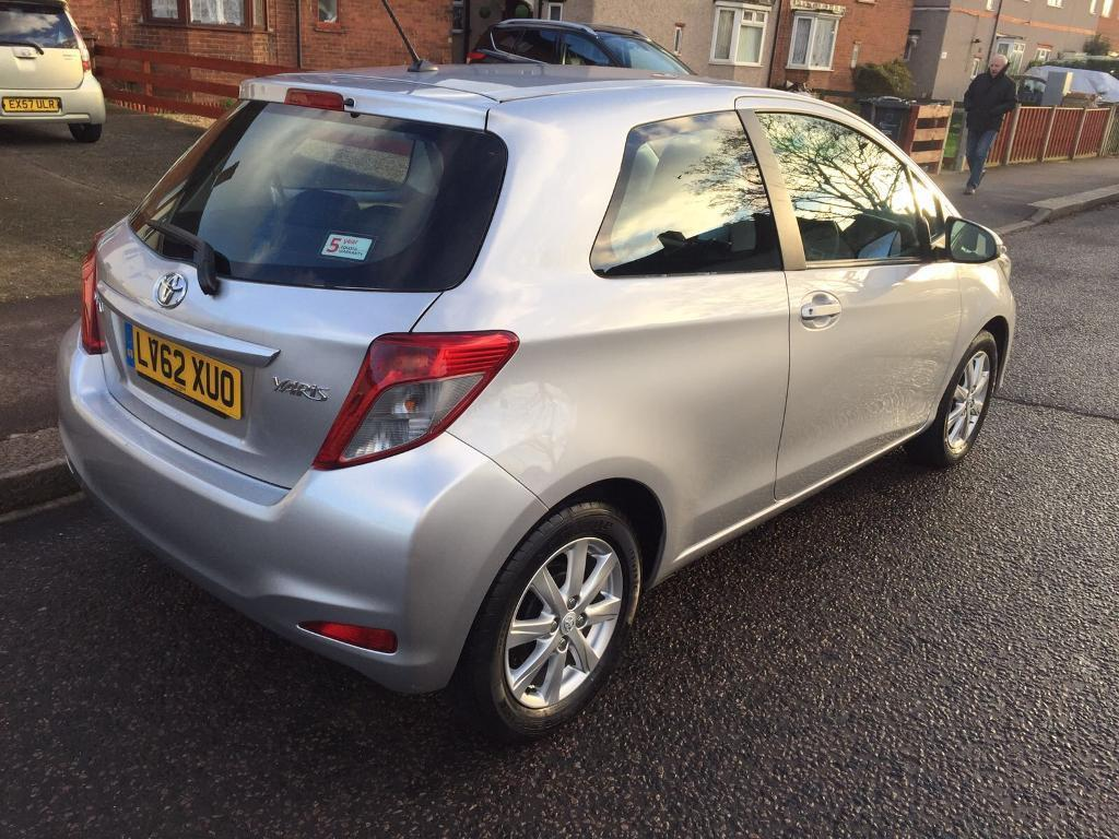 Toyota Yaris 2012, Brilliant Car with very Low Miles.