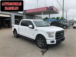 2016 Ford F-150 Lariat gps toit pano ecoboost