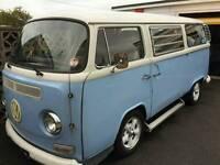 VW T2 Camper Westfalia Conversion