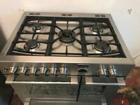 Stoves range gas cooker and electric 80cm