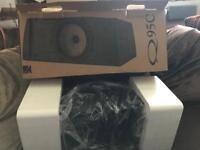 Kef Q series Q95C 100w centre Surround Sound Speaker